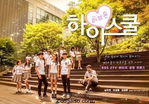phim về tuổi học trò Hàn Quốc hay nhất mọi thời đại