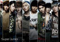 Nhóm nhạc nam Super Junior của Công ty giải trí SM