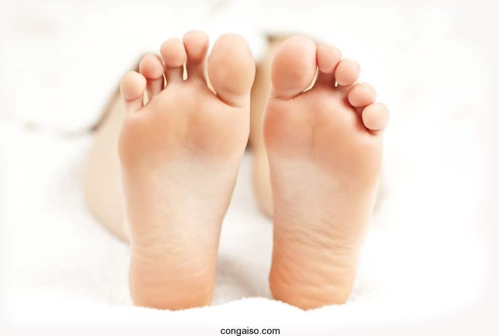 bói bàn chân