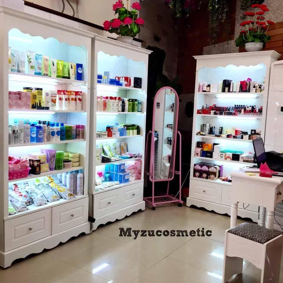 Shop mỹ phẩm uy tín Myzucosmetic