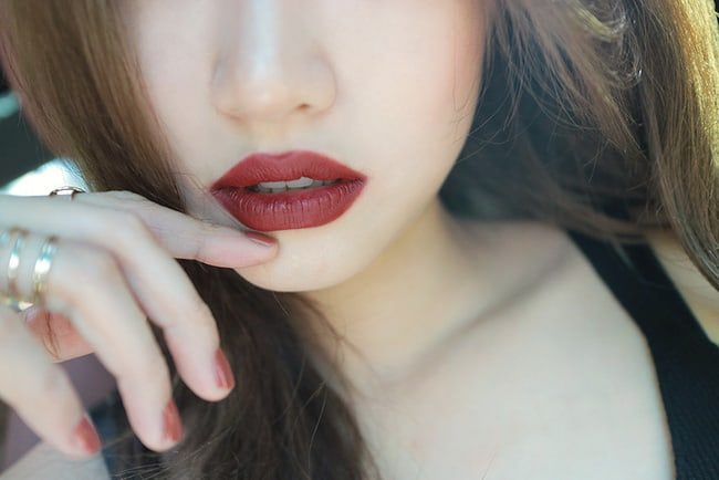 3CE Mood Recipe Matte Lip Color 909 mau gach do-1