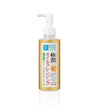 Hada Labo Gokujyun Cleansing Oil