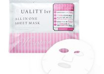 mat-na-Quality 1st All In One Moist Sheet Mask