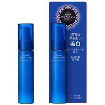 Serum trắng da Shiseido aqualabel bright white EX