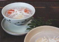 Bánh chay gấc trong ngày lễ Hàn thực