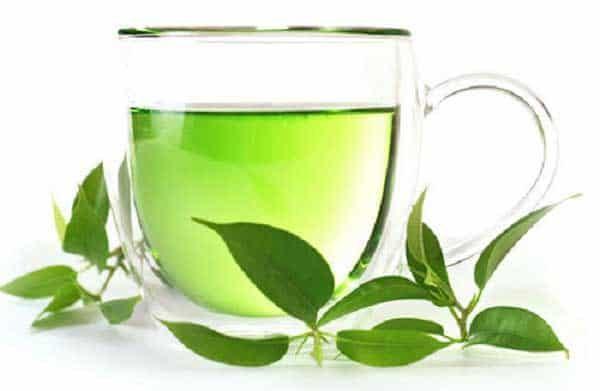 Uống trà xanh mỗi ngày giúp giảm cân hiệu quả