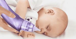 hướng dẫn hút mũi cho trẻ sơ sinh