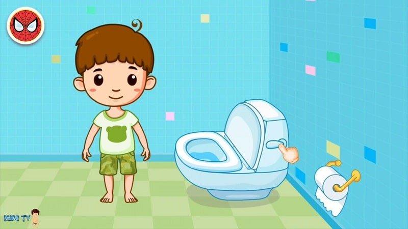 hướng dẫn chăm sóc trẻ nhỏ