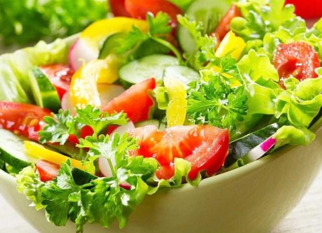 Chia sẻ các món Salad dễ làm ngon nhất