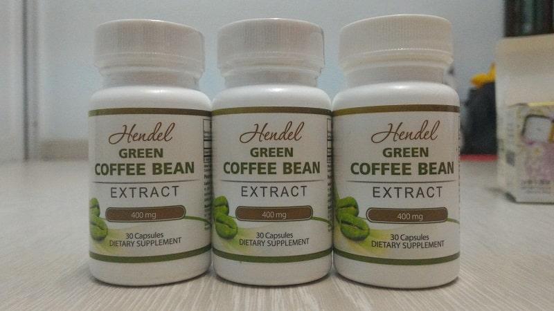 【GIẢI ĐÁP】Thuốc giảm cân Green Coffee Bean có tốt không?