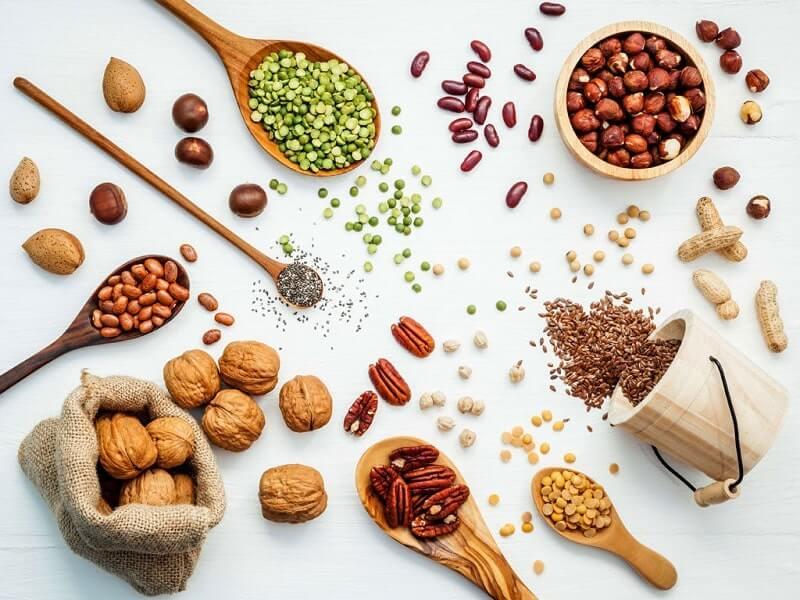 ngũ cốc cho người bị tiểu đường