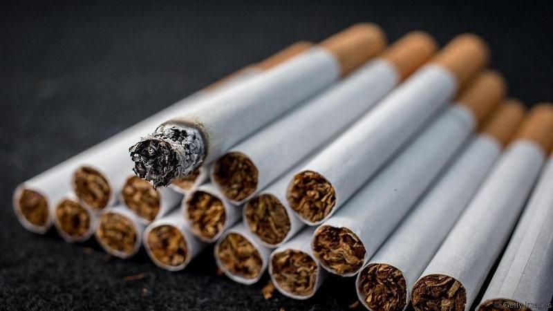 hút thuốc lá sẽ làm đau dạ dày