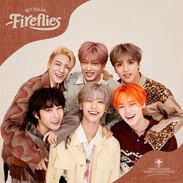 Nụ cười của những chàng trai NCT Dream