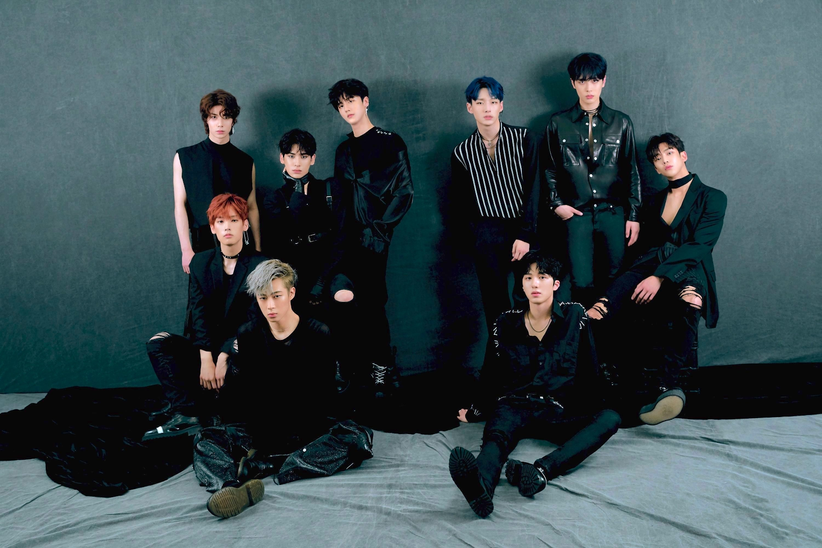 SF9 là những tân binh nổi trội trong giới âm nhạc Kpop