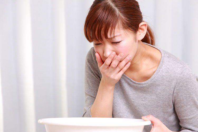 Buồn nôn là dấu hiệu thường gặp khi mang thaiBuồn nôn là dấu hiệu thường gặp khi mang thai