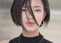 Tóc ngắn cho mặt dài mũi cao