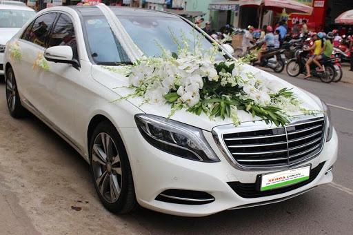 Xe màu trắng cho người mệnh Kim, mệnh Thủy