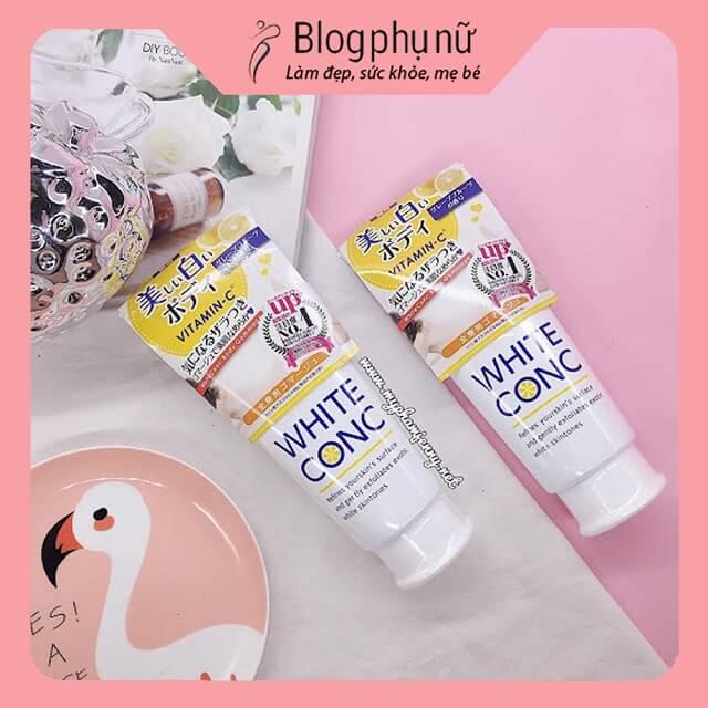 Lotion dưỡng trắng da White Conc Vitamin C Nhật Bản