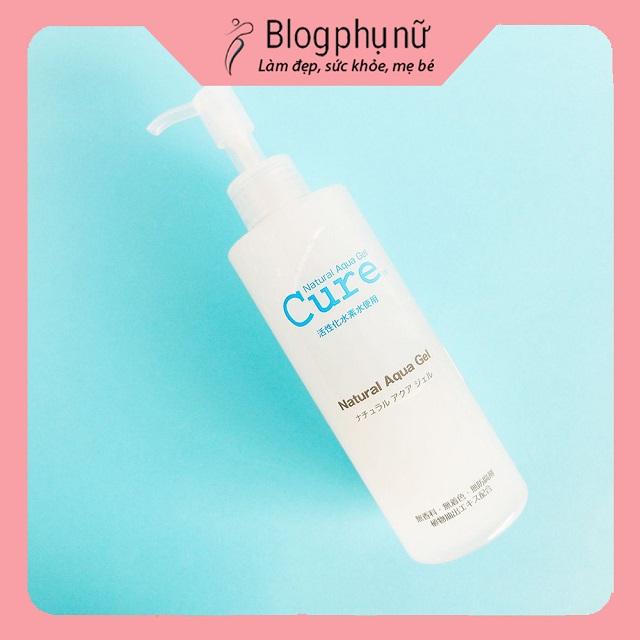 Kem tẩy tế bào chết TOYO Cure Natural Aqua Gel