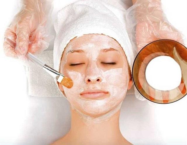 Cách làm mặt nạ dưỡng da