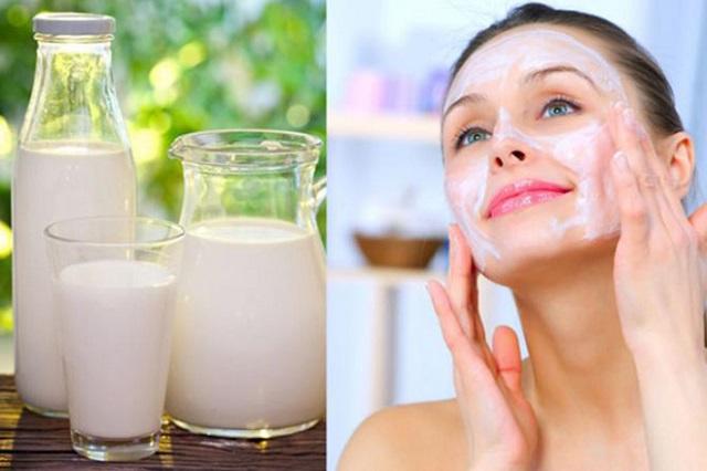 Cách làm trắng da toàn thân bằng Yogurt