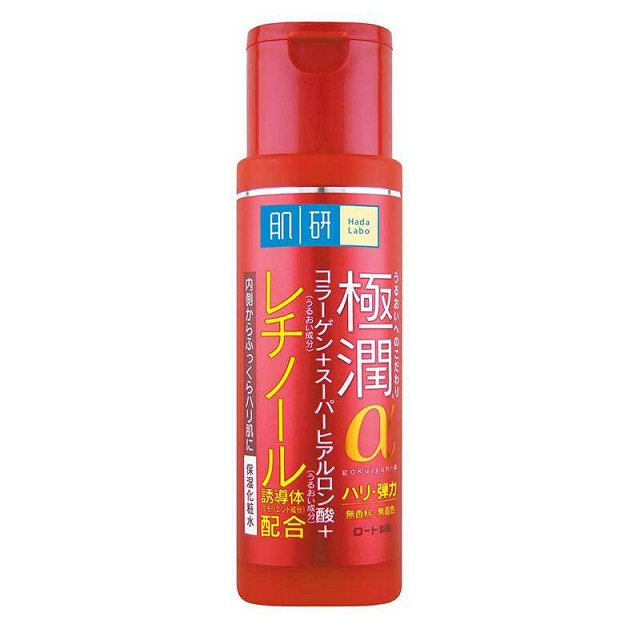 Nước hoa hồng Hada Labo Alpha của Nhật