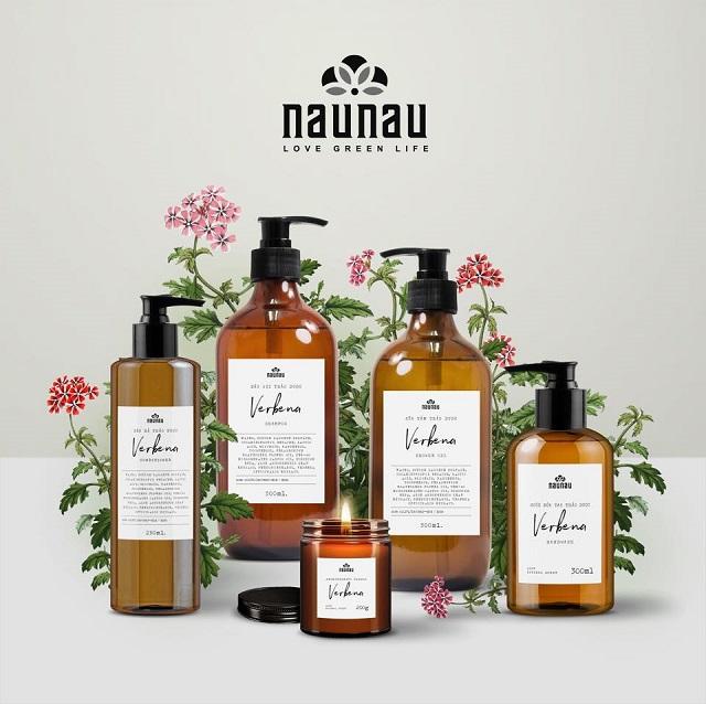 Thương hiệu mỹ phẩm Việt Nam NauNau