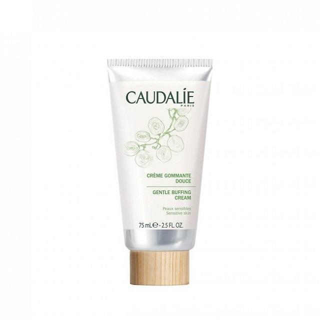 Kem tẩy tế bào chết cho da khô Caudalie Gentle Buffing Cream của Pháp